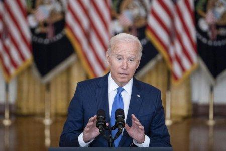 Joe Biden l-a numit pe premierul australian colegul din Australia