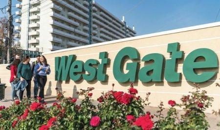 West Gate Studios: Cererea de spatii de cazare pentru studenti a crescut cu 15% inainte de inceperea noului an scolar. Chiria intr-un campus privat porneste de la 190 euro pe luna