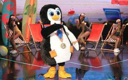 Cine este Pinguinul de la Masked Singer Romania sezonul 2: Starnesc buna dispozitie si fur zambete