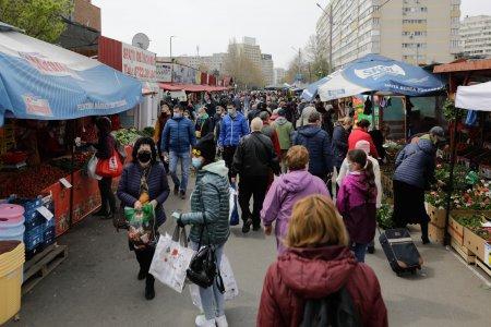 Cod rosu de COVID in Romania! Incidenta in crestere in Capitala. S-ar putea reintroduce restrictii