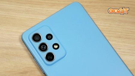 Galaxy A73 ar putea primi un upgrade major de camera: un modul de 108 megapixeli