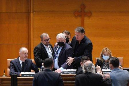 PNL solicita oficial sanctionarea deputatilor AUR care l-au evacuat pe Florin Roman de la prezidiu