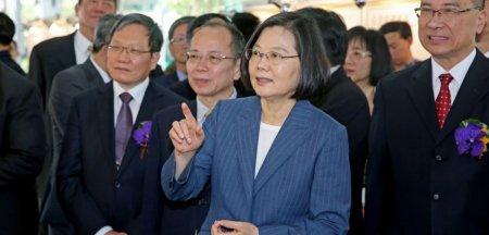 Taiwanul saluta sprijinul unor aliati precum SUA si Marea Britanie: