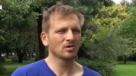Fost jurnalist Antena 3, batut in timp ce filma taierile ilegale de paduri: