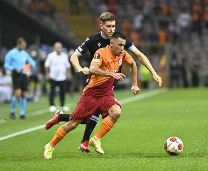 Morutan, ales omul meciului Galatasaray - Lazio: I-a innebunit pe biancocelesti