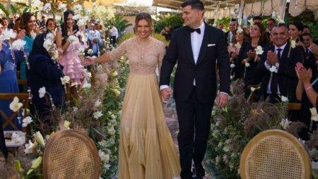 De ce s-a casatorit Simona Halep intr-o zi de miercuri. Nunta tine pana luni, potrivit traditiilor machedonesti