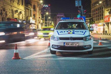 Accidente in lant in Bucuresti. 6 masini au fost avariate intr-un accident
