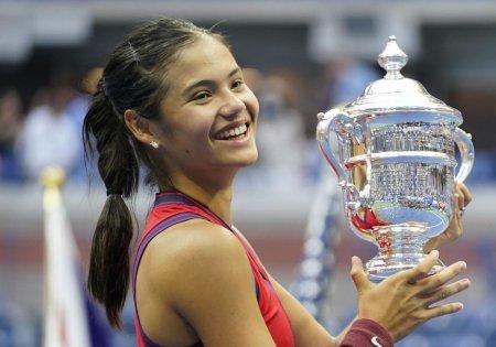 Anuntul facut de Emma Raducanu despre premiul de 2,5 milioane de dolari dupa US Open