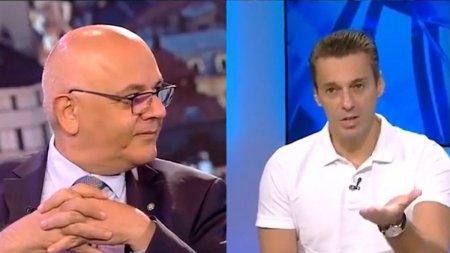 Mircea Badea, dialog spumos cu Raed Arafat: La <span style='background:#EDF514'>RESTAURANT</span>, un vaccinat poate transmite virusul?