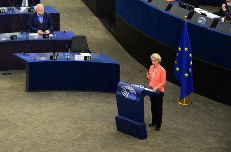 <span style='background:#EDF514'>EUROPARLAMENTAR</span>ul Dragos Pislaru: Informal, PNRR este un plan deja aprobat