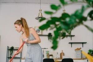 Pasi simpli pentru o casa curata