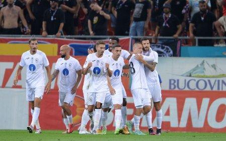 Gaz Metan Medias nu a castigat niciodata in Liga 1 pe terenul Rapidului