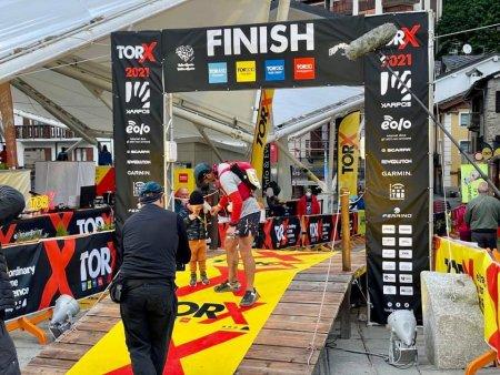 Tibi Useriu a terminat pentru prima oara cursa Tor des Geants, dupa a patra participare