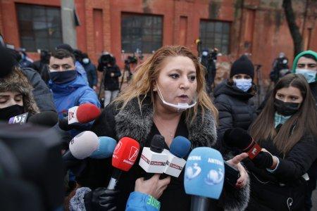 Diana Șosoaca a fost sanctionata din nou! Politia a intervenit imediat. Ce a facut senatoarea