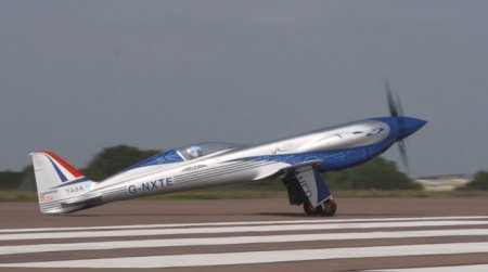 Rolls-Royce a efectuat primul zbor electric. Proto<span style='background:#EDF514'>TIPU</span>l s-a mentinut in aer timp de 15 minute