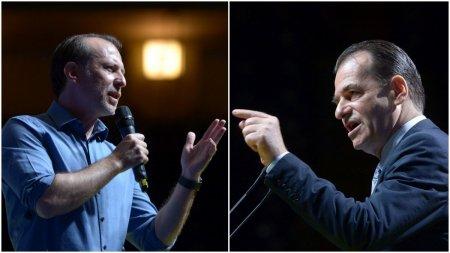 Purtatorul de cuvant al PNL: Cifrele arata ca Ludovic Orban il invinge pe Florin Citu