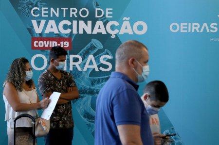 Portugalia a vaccinat 82% din populatie. Imaginea din iarna cu spitalele pline de pacienti COVID a risipit indoielile fata de vaccin