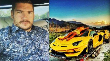 Afaceristul roman cu masini care valoreaza peste 2.000.000 de euro