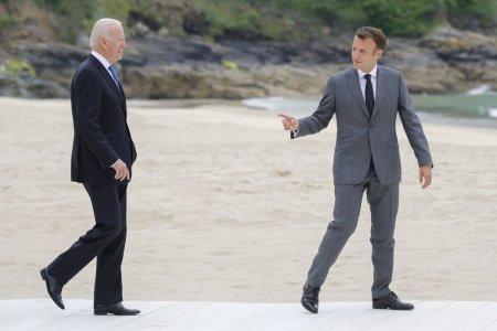 Franta isi recheama ambasadorii din SUA si Australia, dupa acordul de securitate intre SUA-UK-Australia