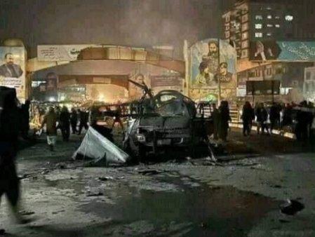 Americanii recunosc si isi cer scuze pentru EROARE. Atacul cu drona din Kabul a ucis 10 nevinovati, nu <span style='background:#EDF514'>JIHAD</span>isti ai ISIS-K