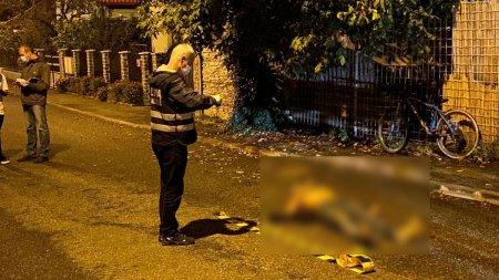 Un t<span style='background:#EDF514'>ANAR</span> de 21 de ani a cazut inexplicabil in strada, la Baia Mare. Medicii nu au mai putut sa-l salveze