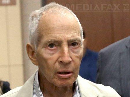 Robert Durst, milionar american, a fost gasit vinovat de crima de gradul intai. I-am ucis pe toti, desigur
