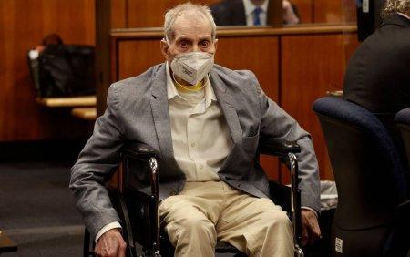 Miliardarul american Robert Durst a fost gasit vinovat pentru uciderea celei mai bune prietene ale sale