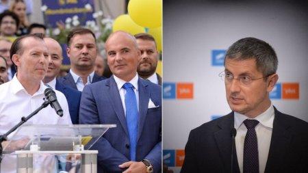 PNL acuza AUR de extremism si xenofobie si invita USR PLUS sa refaca majoritatea parlamentara
