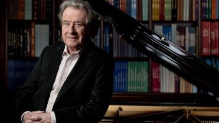 Rudolf Buchbinder revine pentru a treia oara pe scena Festivalului Enescu. Marele pianist o inlocuieste pe Khatia Buniatishvili