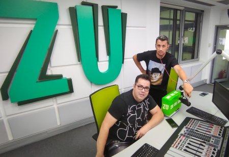 Flick si-a dat demisia de la Radio Zu dupa 12 ani. Anuntul l-a facut printr-o poezie