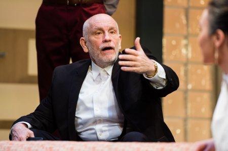 Moment istoric: John Malkovich il va interpreta pe Sergiu Celibidache in filmul biografic Cravata Galbena