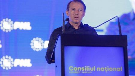 Florin Citu, <span style='background:#EDF514'>DISCURS</span> la Consilul National al PNL: Sa nu ne mai atacam intre noi!