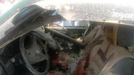 Atentat impotriva ta<span style='background:#EDF514'>LIBAN</span>ilor, in orasul afgan Jalalabad. Cel putin trei oameni au murit intr-o serie de explozii