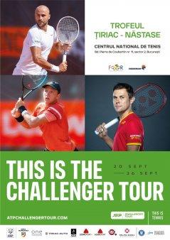 Incepe la Bucuresti Trofeul Tiriac Nastase. Toate detaliile turneului ATP Challenger