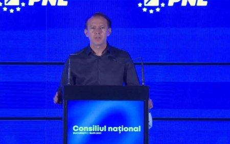 Citu: 40 de filiale ale partidului, din 48, au votat motiunea Romania liberala