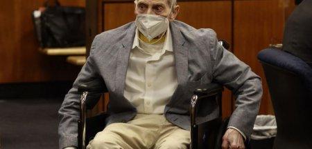 Milionarul american Robert Durst condamnat pentru crima: I-am ucis pe toti! Ce dracu sa fac?