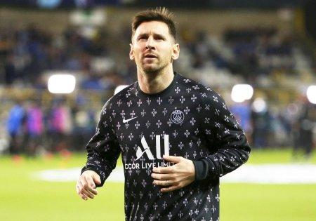 Au aparut detaliile contractului semnat de Messi la PSG » Ce prevede bonusul de loialitate