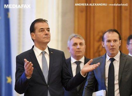 Presedintele PNL Ludovic Orban: