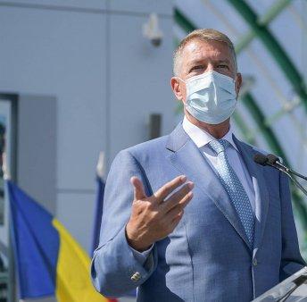 Presedintele Iohannis: Industria auto romaneasca poate mai mult