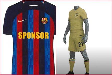 Surpriza pregatita de Barcelona pentru sezonul viitor » Imaginile <span style='background:#EDF514'>PUBLICAT</span>e in Spania