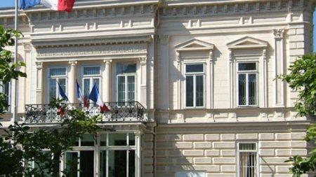 Resedinta Frantei in Romania si-a deschis portile azi, de Zilele Europene ale Patrimoniului