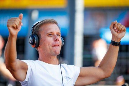 Armin van Buuren si-a anulat concertul de la Bucuresti. Motivul pentru care DJ-ul olandez nu mai vine in capitala Romaniei