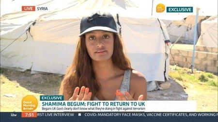 Eleva din Marea Britanie care a fugit ca sa se alature ISIS implora iertare: Nu stiam ca e un cult al mortii