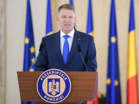 KLAUS IOHANNIS, CATRE TINERII LIBERALI:  and #39; and #39;Fiti deschisi la dialog and #39; and #39;