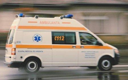 O femeie a murit la receptia unei pensiuni din Sinaia, dupa ce a fost <span style='background:#EDF514'>LOVIT</span>a de partenerul sau