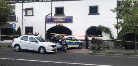 Crima pasionala la Sinaia: O femeie a fost ucisa in bataie de partener, la receptia unei pensiuni