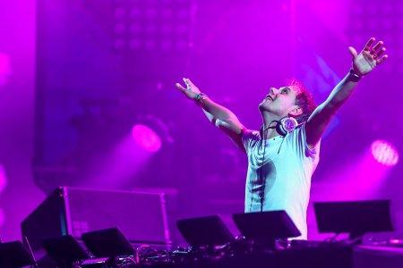 Show-ul lui Armin van Buuren la Bucuresti a fost amanat