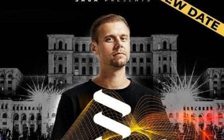 Spectacolul lui Armin van Buuren din Bucuresti a fost amanat din cauza <span style='background:#EDF514'>PANDEMI</span>ei. Cand a fost reprogramat
