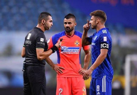 Valentin Cretu, despre faza care a decis meciul FCU Craiova - FCSB: Trebuie sa fii si putin smecher