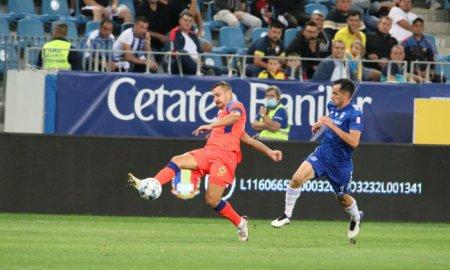 Fotbal - Liga I: FCSB a invins-o pe FC U Craiova 1948 cu scorul de 1-0